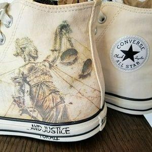 25e0f3cad9a Converse Shoes - Men s Converse Metallica